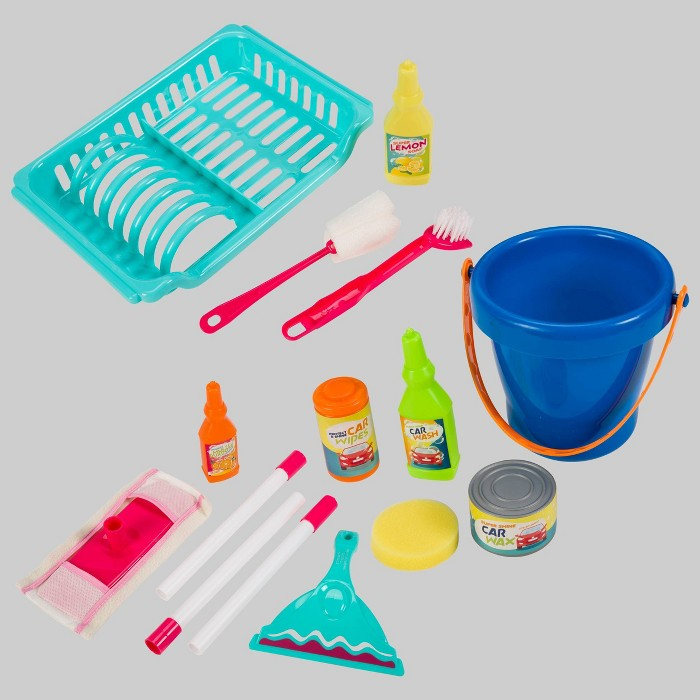 3pk Cleaner Dress Up Accessories - Toysmith - image 1 of 4