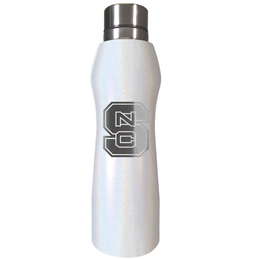 NCAA NC State Wolfpack Opal Curved Stainless Tumbler