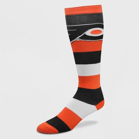 newest 07308 1f0f1 NHL Philadelphia Flyers Neopolitan Knee High Sock