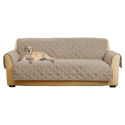 non slip waterproof sofa furniture cover sure fit target rh target com sure fit sofa covers target sure fit sofa covers review