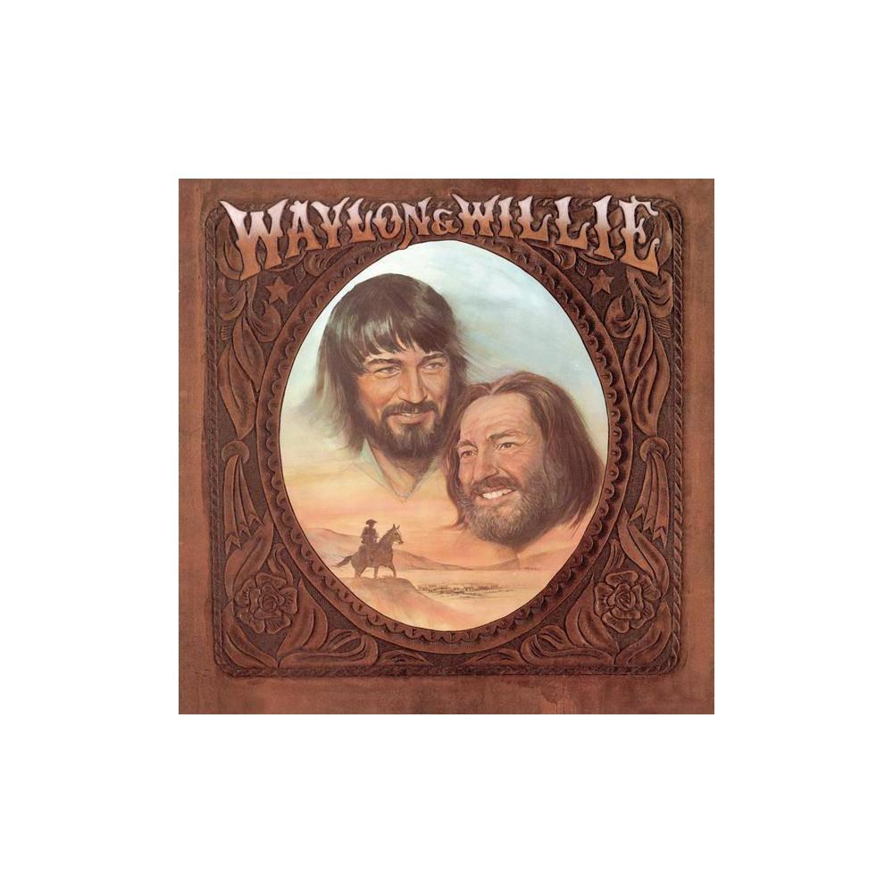 Waylon Jennings Waylon Willie Cd