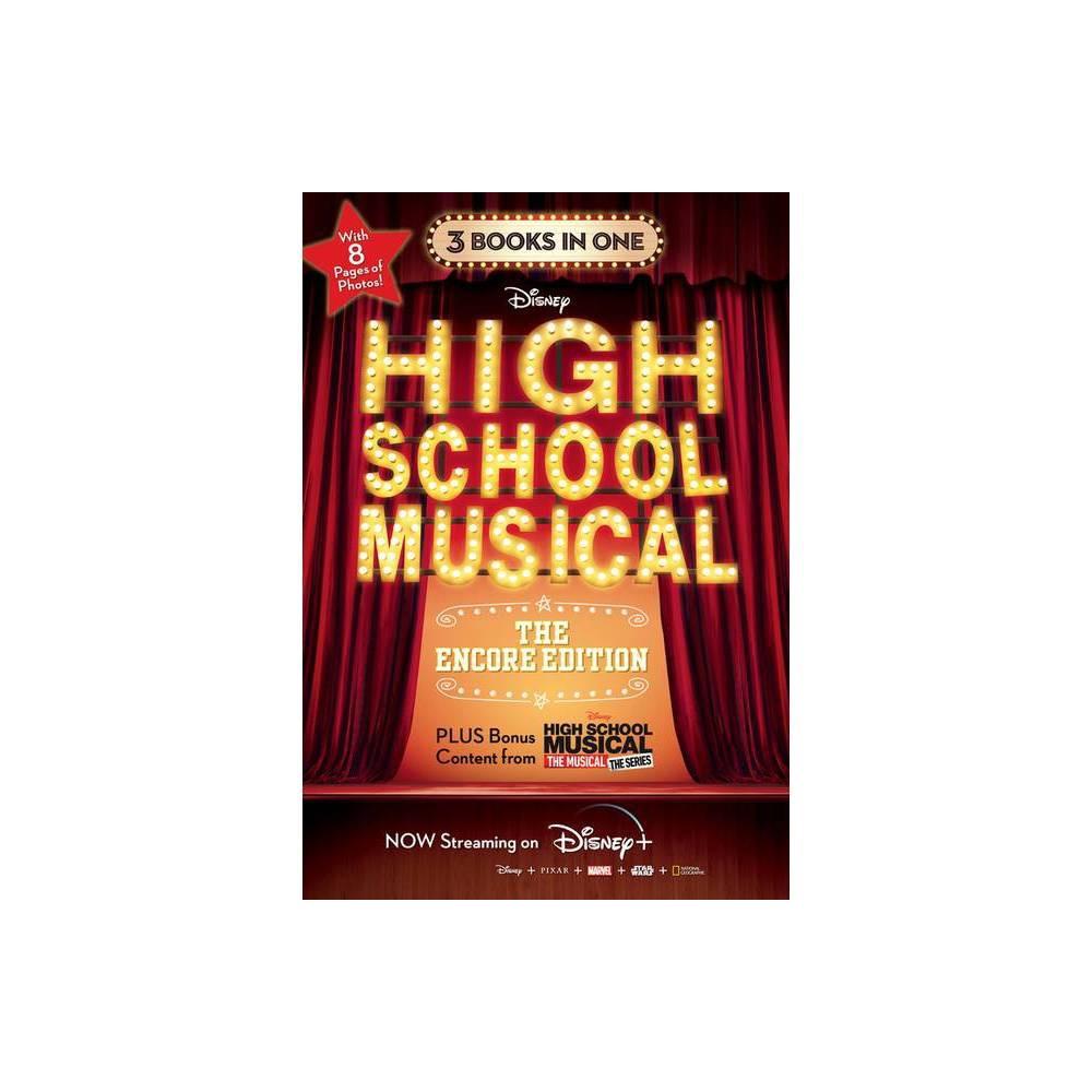 Hsmtmts High School Musical The Encore Edition Junior Novelization Bind Up Paperback
