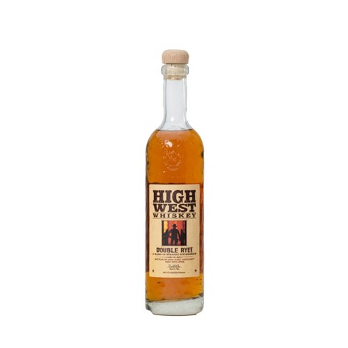 High West Double Rye Whiskey - 750ml Bottle - image 1 of 1