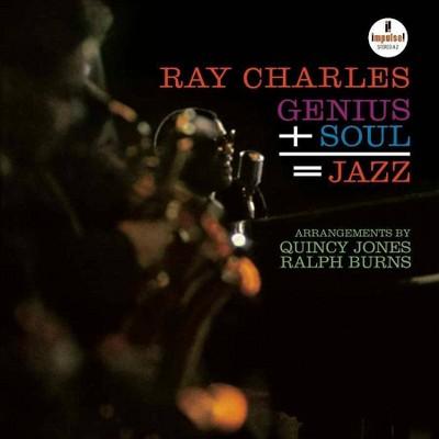 Ray Charles - Genius + Soul = Jazz (Verve Acoustic Sounds Series) (LP) (Vinyl)