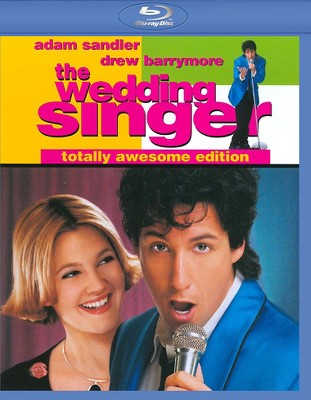 The Wedding Singer (Totally Awesome Edition) (With Movie Cash) (Blu-ray)