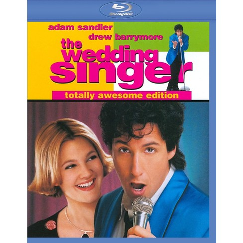 The Wedding Singer (Totally Awesome Edition) (With Movie Cash) (Blu-ray) - image 1 of 1