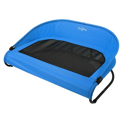 Gen7Pets Cool-Air Cot Pet Bed - Trailblazer Blue - Medium - image 1 of 4