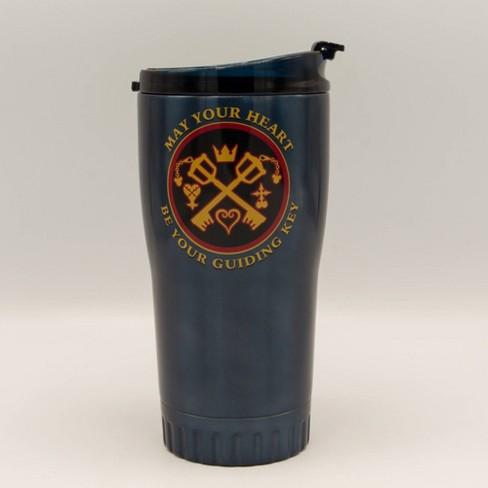 Disney Kingdom Hearts 20oz. Stainless Steel Travel Mug - image 1 of 1