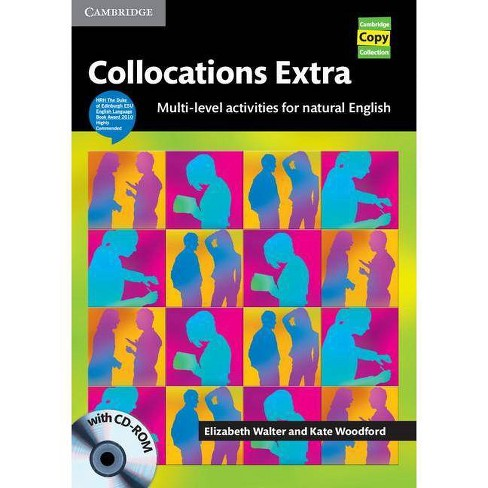 Collocations Extra Book - (Cambridge Copy Collection) by  Elizabeth Walter & Kate Woodford - image 1 of 1
