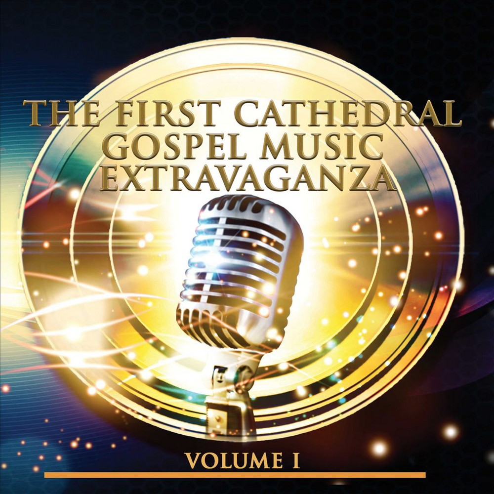 First Cathedral Mass - First Cathedral Music Experience V1 (CD)