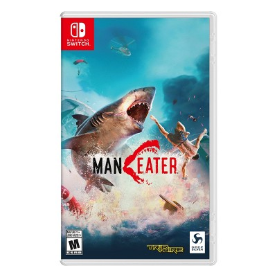Maneater - Nintendo Switch