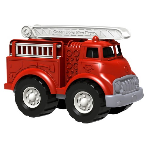 Green Toys Fire Truck - image 1 of 3