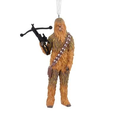 Hallmark Star Wars Chewbacca Christmas Tree Ornament