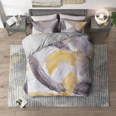 Andie Cotton Printed Comforter Set