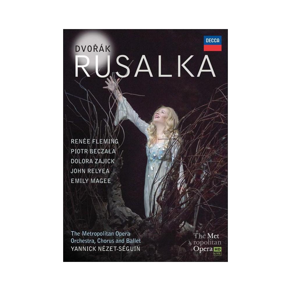 Dvorak:Rusalka (Dvd), Movies