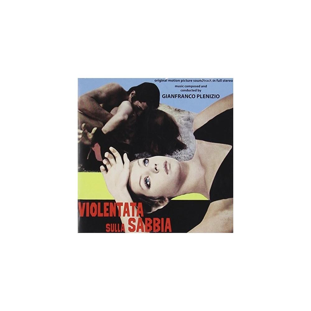 Gianfranco Plenizio - Violentata Sulla Sabbia/Bella Di Gior (CD)