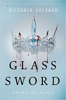 Glass Sword (Signed)(Red Queen Series #2)(Hardcover)by Victoria Aveyard