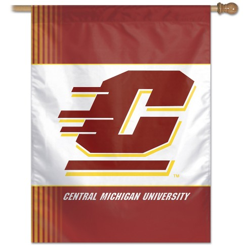 NCAA Central Michigan Chippewas Vertical Banner Target