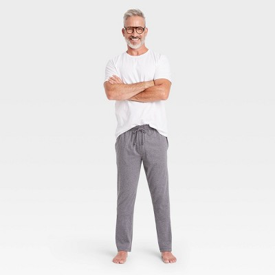 Men's Knit Pajama Set - Goodfellow & Co™ True White