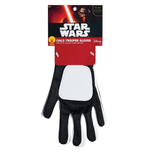 Kids' Star Wars: The Force Awakens Flame Trooper Gloves - image 1 of 1