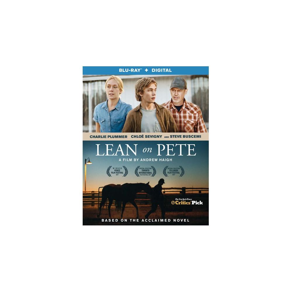 Lean On Pete Blu Ray Digital