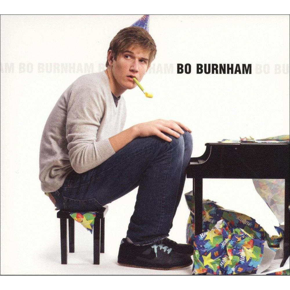 Bo Burnham - Bo Burnham [Explicit Lyrics] (CD)