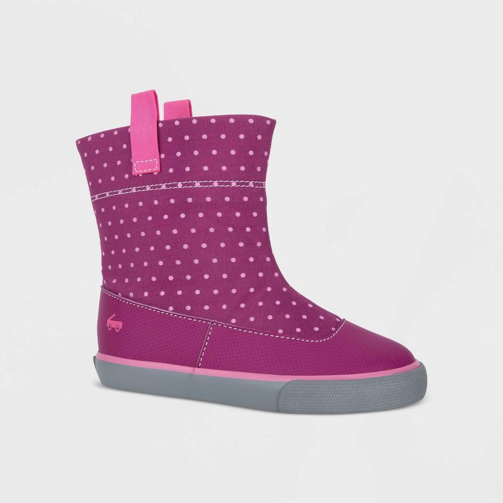 Image of Toddler Girls' See Kai Run Basics Ripley Boots - Pink 4, Toddler Girl's