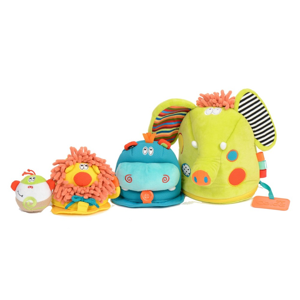 Image of Dolce Infant Learning Toys - Safari Adventure