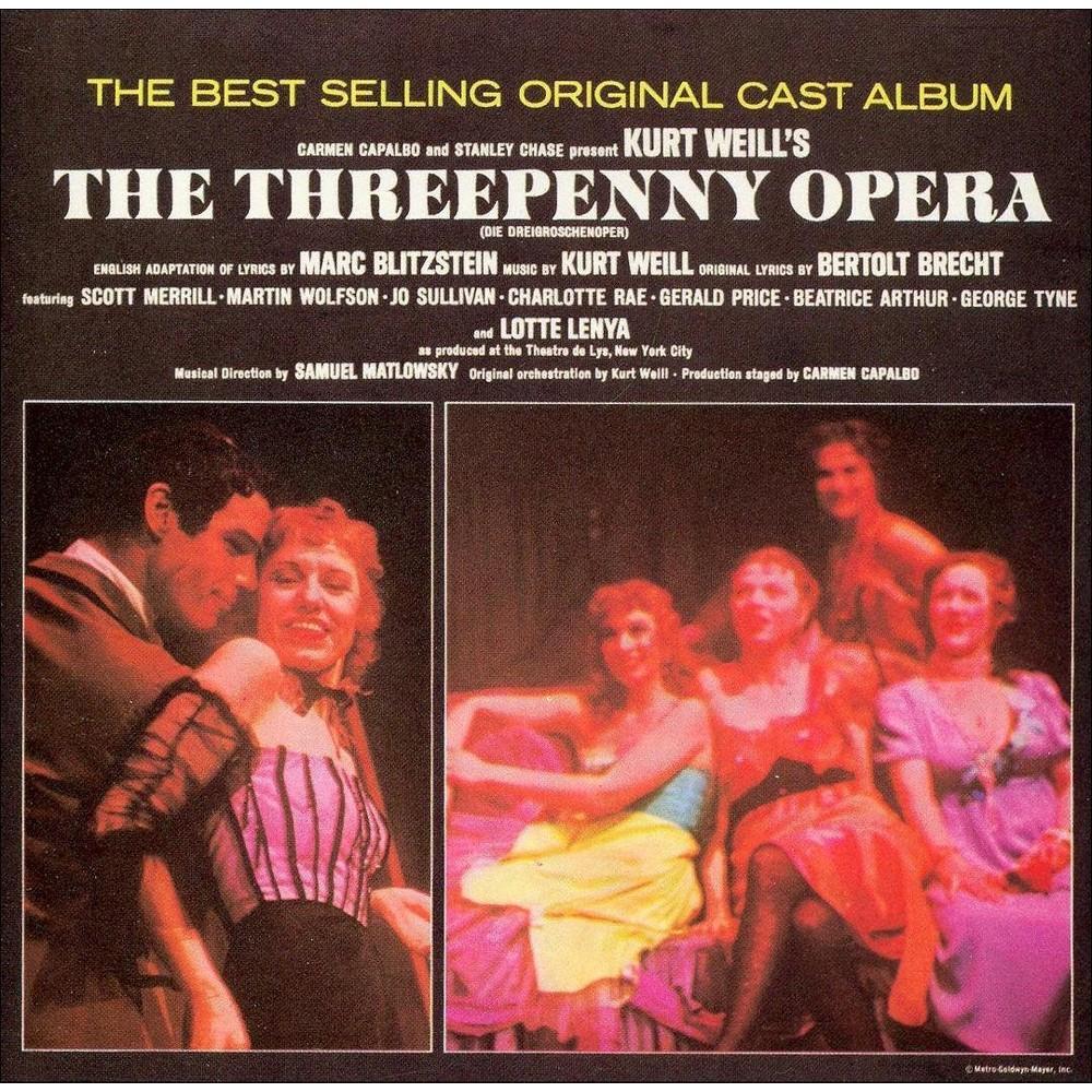 Original Cast - Threepenny Opera (Ocr) (CD)