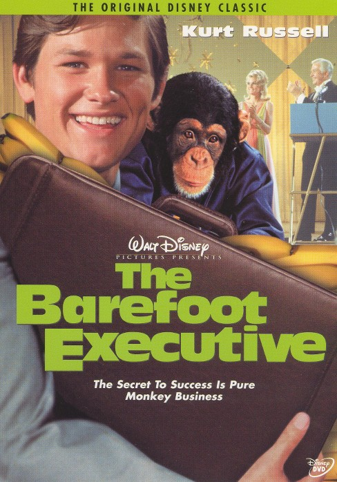 Barefoot executive (DVD) - image 1 of 1