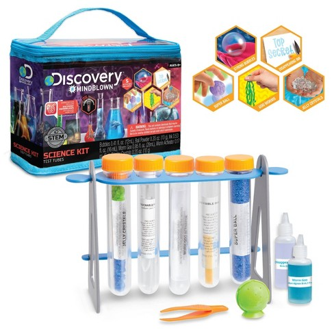 Discovery Kids #Mindblown Test Tubes Science Activities Kit - image 1 of 4