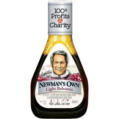 Newman's Own Lighten Up! Light Balsamic Dressing - 16 fl oz