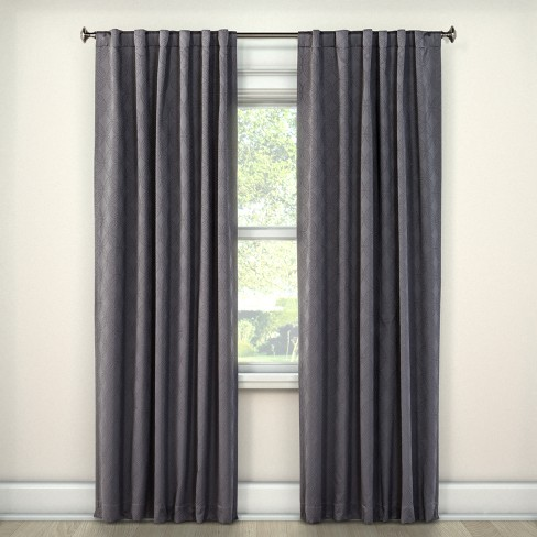 Schuyler Light Blocking Curtain Panel Eclipse
