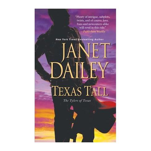 Texas Tall Reprint Paperback Janet Dailey Target