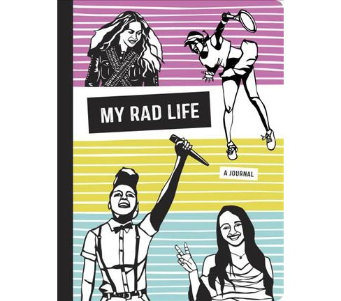 My Rad Life -  by Kate Schatz (Paperback) - image 1 of 1