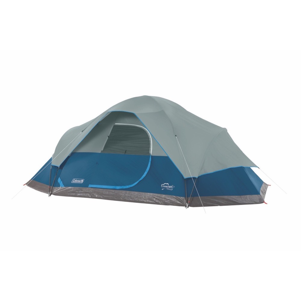 Image of Coleman Oasis 8 person Modified Dome Tent - Blue