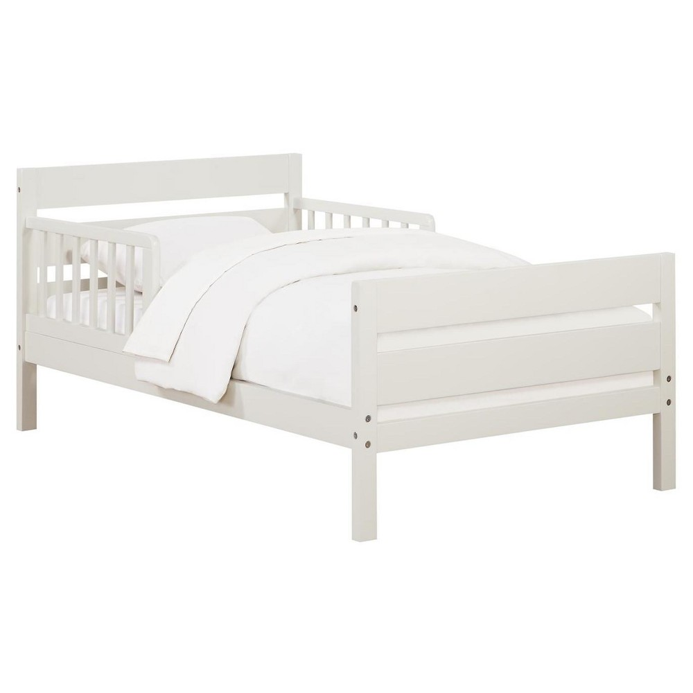 Image of Baby Relax Cruz Toddler Bed - White