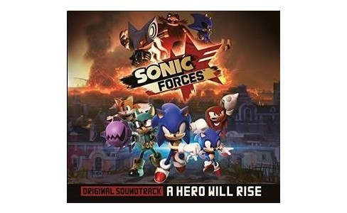Douglas Robb - Sonic Forces (Ost):Hero Will Rise (CD) - image 1 of 1