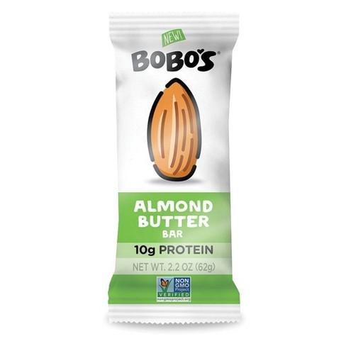 Bobo's Nut Butter Bar - Almond Butter -2oz - image 1 of 3