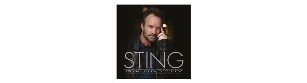 Sting - Complete Studio Collection (Vinyl)