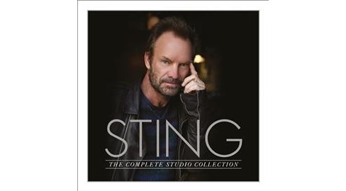 Sting - Complete Studio Collection (Vinyl) - image 1 of 1