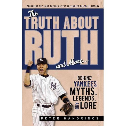 Truth about Ruth and More. . . - by  Peter Handrinos (Paperback) - image 1 of 1