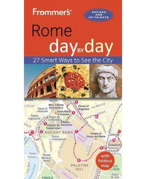 Frommer's Rome Day by Day (Paperback) (Elizabeth Heath) - image 1 of 1