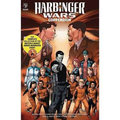 Harbinger Wars Compendium - by  Joshua Dysart & Duane Swierczynski (Paperback) - image 1 of 1