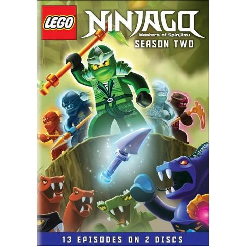 LEGO Ninjago: Masters of Spinjitzu - Season Two [2 Discs] - image 1 of 1