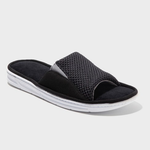 Men's Dearfoams Slide Sandal - image 1 of 4