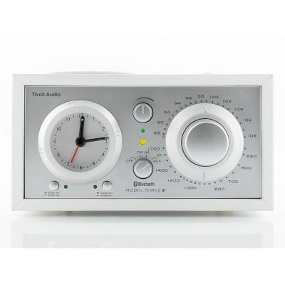 Tivoli Audio Model Three BT AM/FM Bluetooth Clock Radio