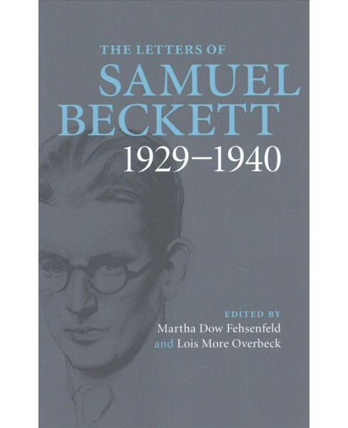 Letters of Samuel Beckett (Hardcover) - image 1 of 1