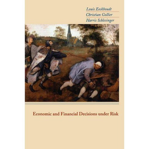 Economic and Financial Decisions Under Risk - (Paperback) - image 1 of 1