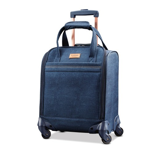 American Tourister Arabella Underseater Suitcase - Denim Blue - image 1 of 12